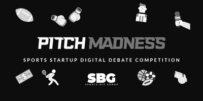 Sports Startup Digital Debate Competition
